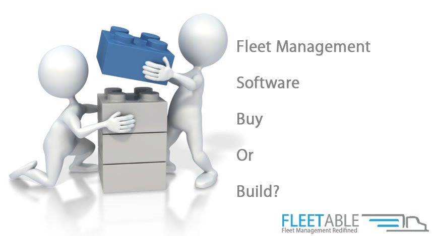 Fleet Management Buy or Build