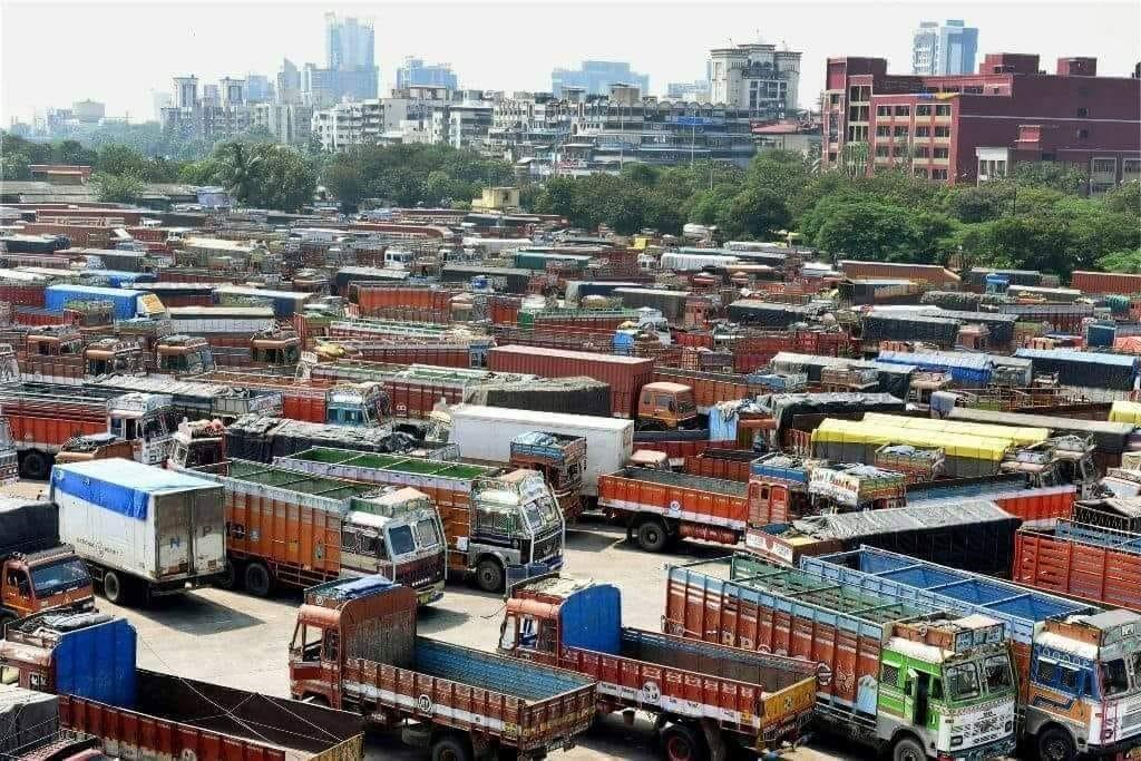 Truckers threaten to block roads