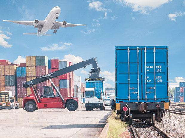 Logistics Firm Shares at all time high