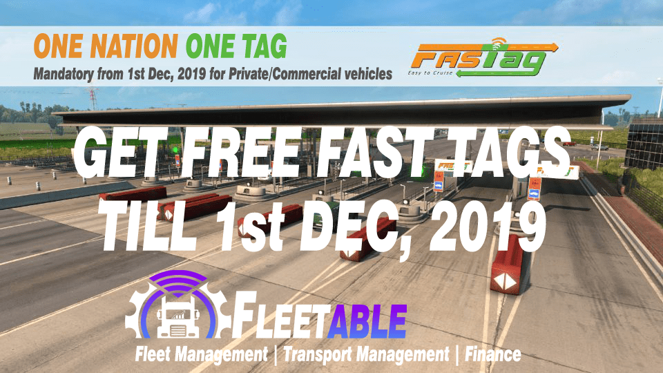Free Fast Tag