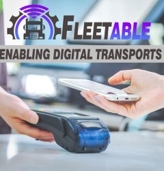 Fleetable accept digital payment