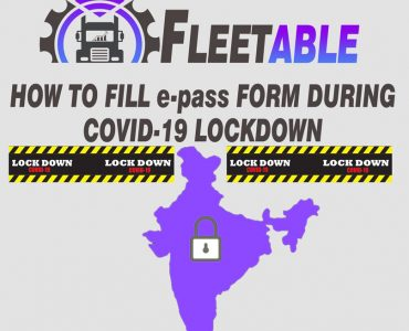 How to apply for e-pass during lockdown due to covid-19 with example