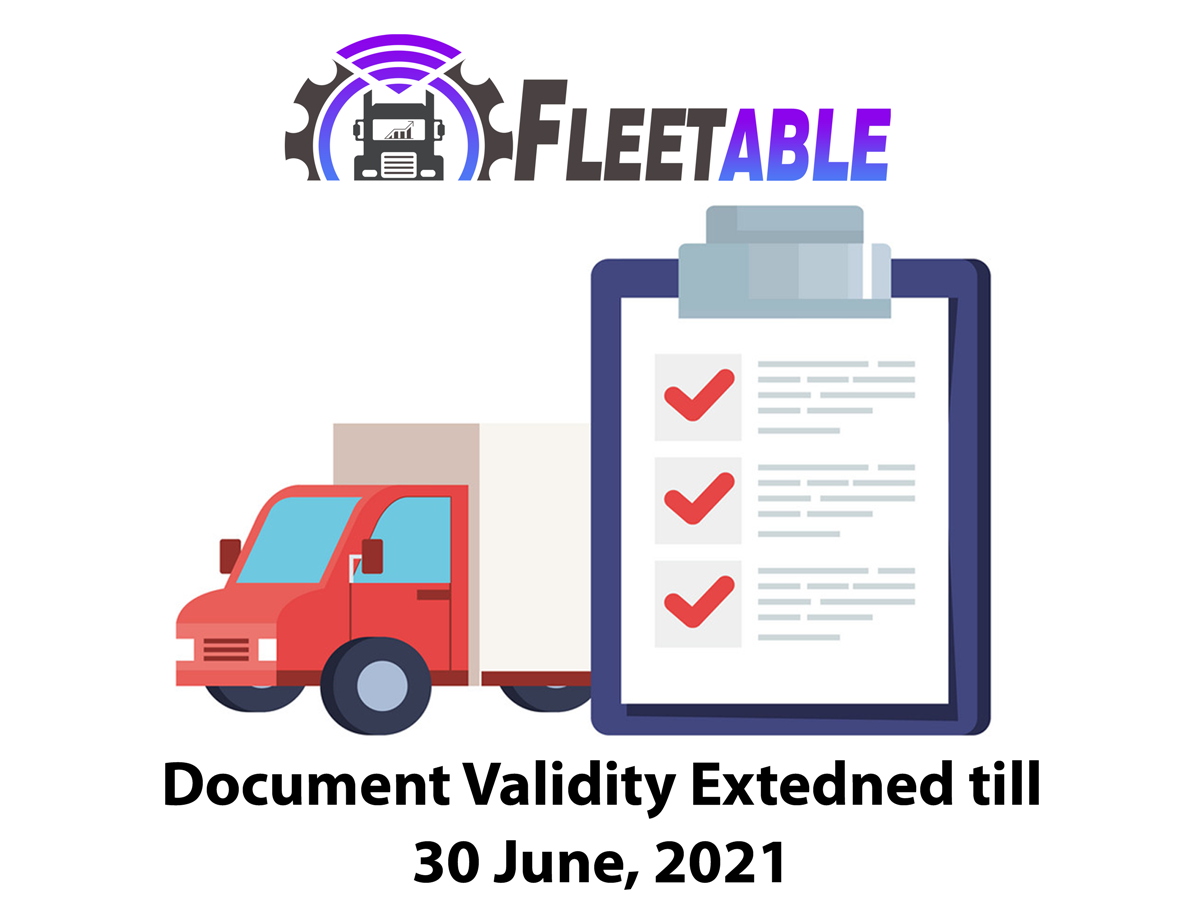 Document validity extended